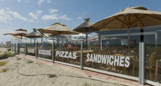 Restaurant camping les sables d'or