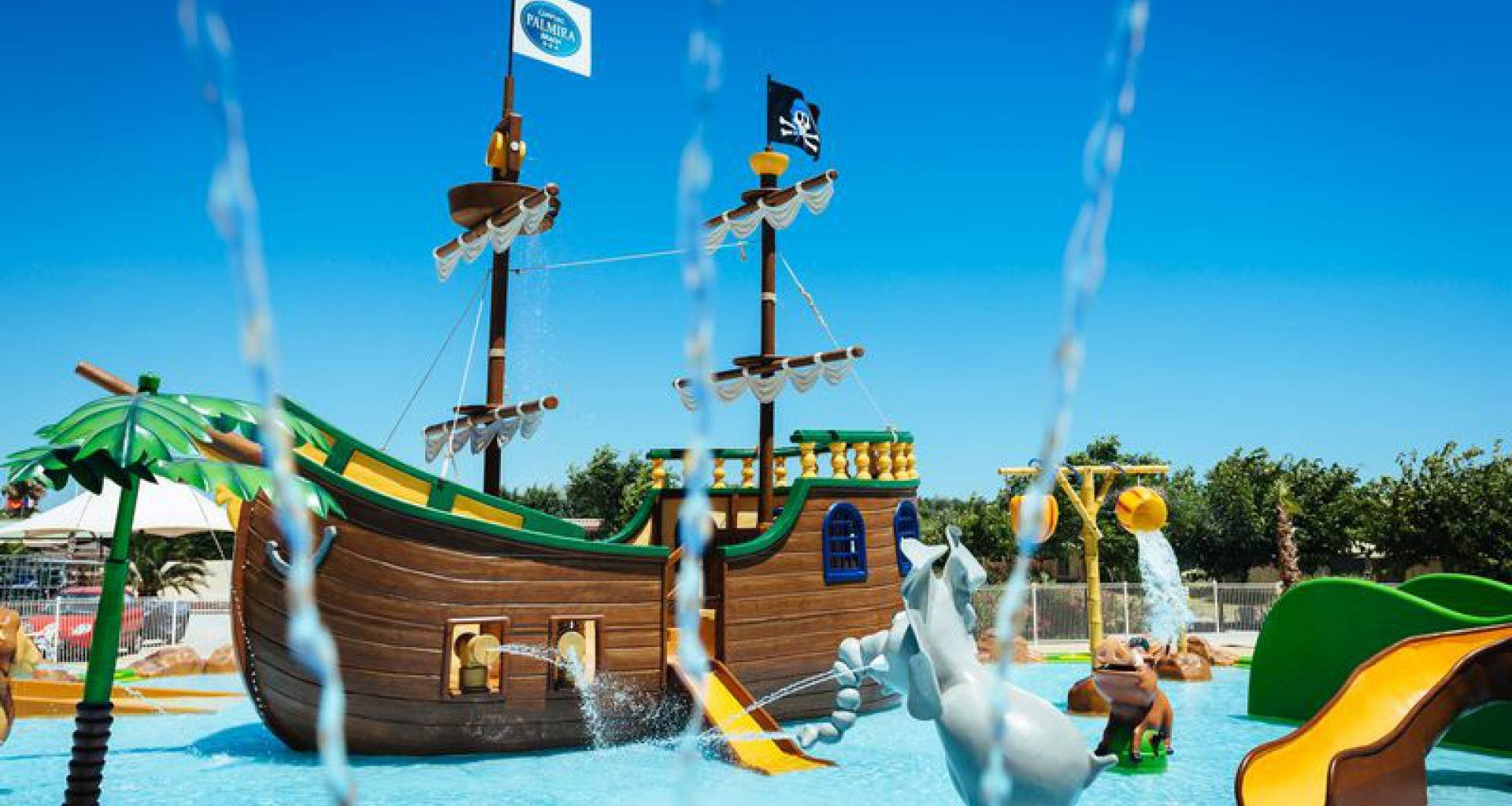 Location au camping le palmira beach 34 - Location valras plage avec piscine ...