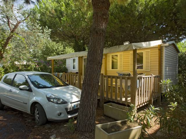 Mobil home 2 chambres onfort