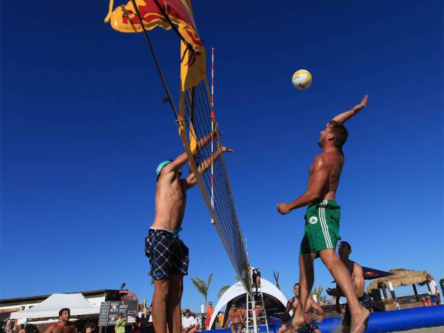 Organisateurs Master Beach Volley Cap d'Agde